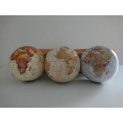 Decoratieve Wereldbollen