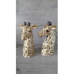 Giraffe vaas
